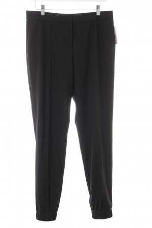 Hugo Boss Stoffhose schwarz Casual-Look