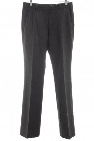 Hugo Boss Stoffhose taupe Nadelstreifen Business-Look