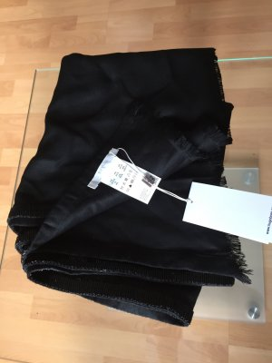 Hugo Boss Scarf black