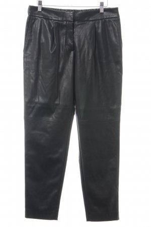 Hugo Boss Stretchhose schwarz Casual-Look