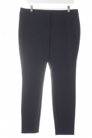 Hugo Boss Stretchhose dunkelblau Business-Look