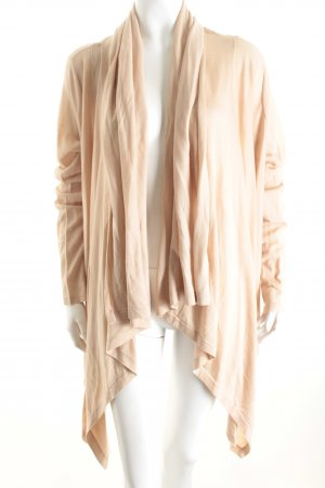 Hugo Boss Strick Cardigan creme Casual-Look