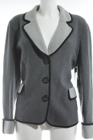 Hugo Boss Blazer in maglia color block elegante