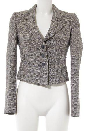 Hugo Boss Knitted Blazer weave pattern casual look