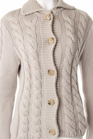 Hugo Boss Strickjacke Beige