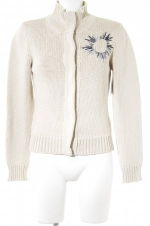 Hugo Boss Strickjacke mehrfarbig Casual-Look