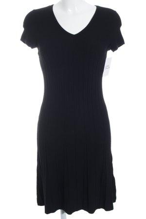 Hugo Boss Knitted Dress black casual look