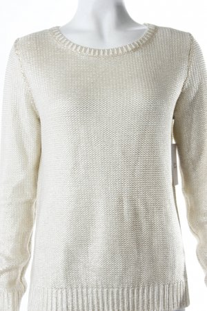 Hugo Boss Strickpullover goldfarben