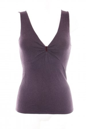 Hugo Boss Knitted Top brown violet casual look