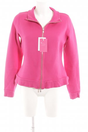 Hugo Boss Sweatshirt magenta Casual-Look