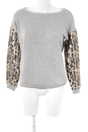 Hugo Boss Sweat Shirt multicolored animal print