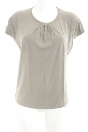 Hugo Boss Camiseta beige look casual