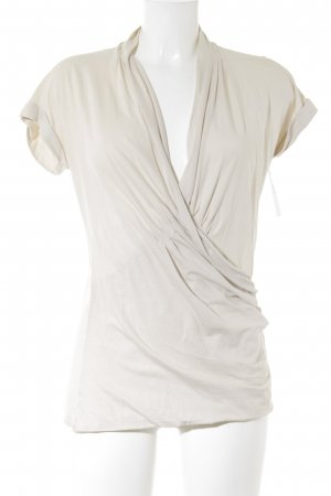 Hugo Boss T-Shirt creme Casual-Look