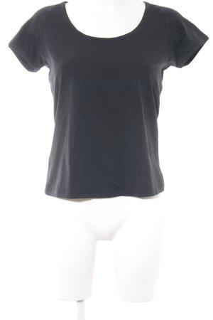 Hugo Boss T-Shirt dunkelblau sportlicher Stil