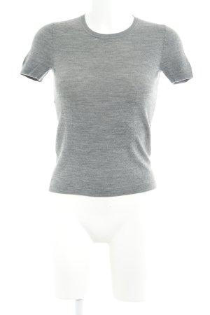 Hugo Boss T-shirt grijs casual uitstraling