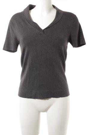 Hugo Boss T-Shirt grau Casual-Look