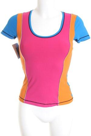 Hugo Boss T-Shirt mehrfarbig sportlicher Stil