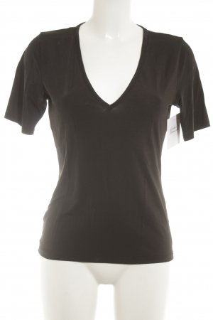 Hugo Boss T-Shirt schwarz Casual-Look