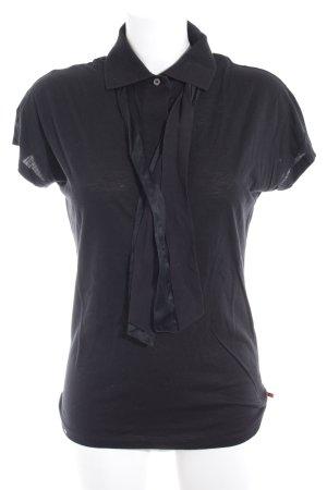 Hugo Boss T-Shirt schwarz Casual-Look