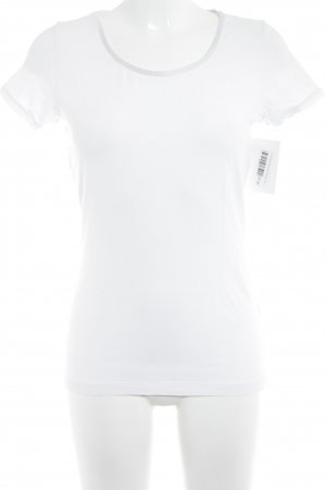Hugo Boss T-Shirt weiß Casual-Look