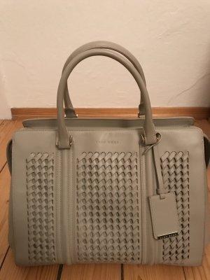 Hugo Boss Business Bag oatmeal leather