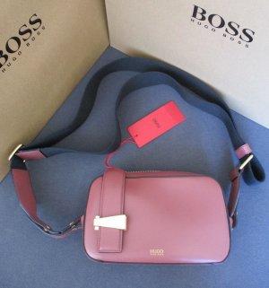 Hugo Boss Tasche, Leder, neu.