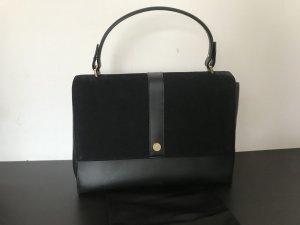 Hugo Boss Handbag black leather