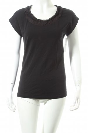 Hugo Boss Top schwarz Casual-Look