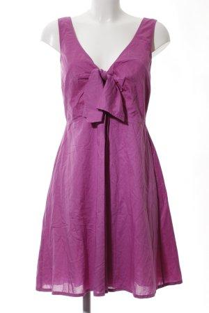 Hugo Boss Trägerkleid pink Elegant