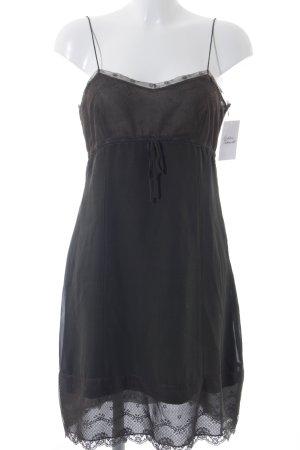 Hugo Boss Trägerkleid dunkelgrün Casual-Look