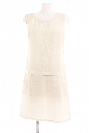 Hugo Boss Trägerkleid hellgelb Elegant