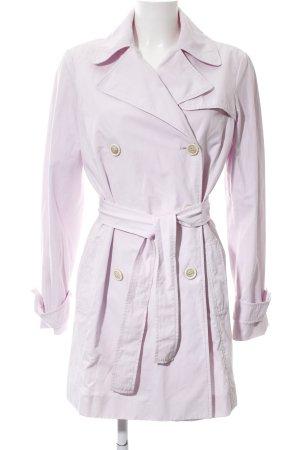 Hugo Boss Trenchcoat pink Business-Look