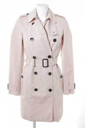 Hugo Boss Trenchcoat rosé Business-Look