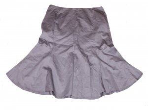 Hugo Boss Tulip Skirt mauve cotton