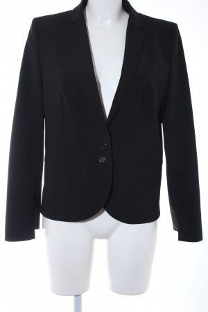 Hugo Boss Tweedblazer schwarz Elegant