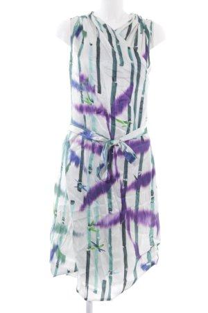 Hugo Boss Wikkeljurk kleurvlekken patroon elegant