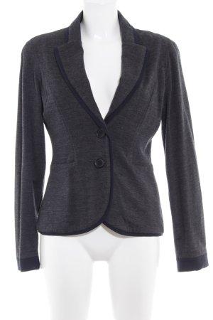 Hugo Boss Blazer in lana antracite-grigio scuro