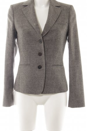 Hugo Boss Woll-Blazer Karomuster Business-Look