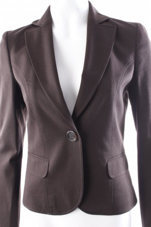 Hugo Boss Brown Wool Blazer
