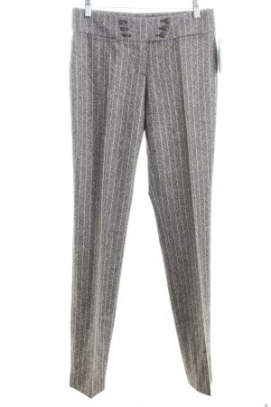 Hugo Boss Wollhose Streifenmuster Business-Look