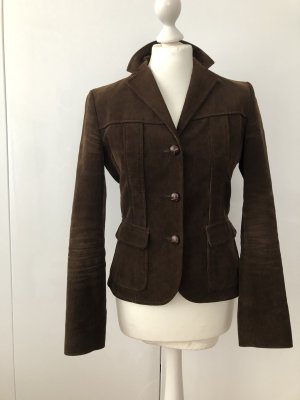 HUGO Hugo Boss Wool Blazer brown