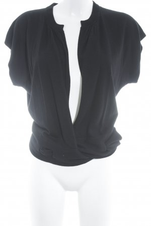 HUGO Hugo Boss Bolero schwarz Casual-Look
