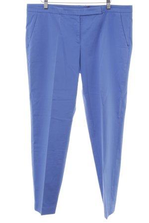 HUGO Hugo Boss Bundfaltenhose blau Business-Look