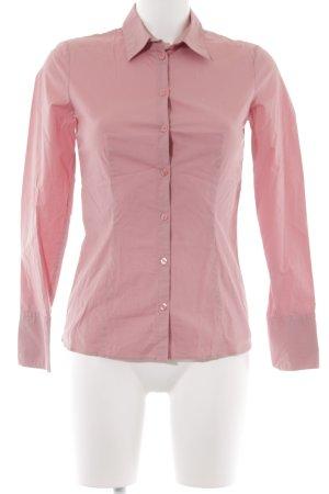 HUGO Hugo Boss Hemd-Bluse rosa Business-Look