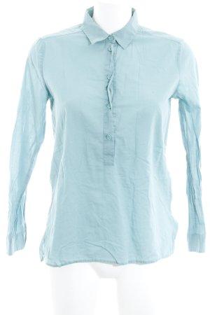 HUGO Hugo Boss Camicia blusa turchese stile semplice