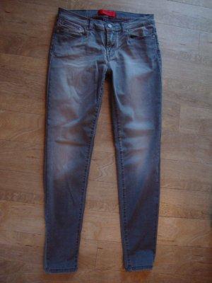 HUGO Hugo Boss Jeans Gr. 34 grau wenig getragen TOP ZUSTAND