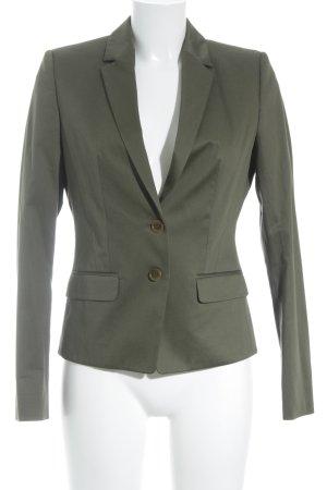 HUGO Hugo Boss Blazer in jersey grigio-verde stile casual