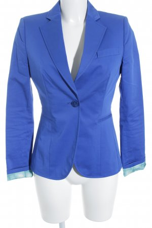 HUGO Hugo Boss Kurz-Blazer mehrfarbig Business-Look