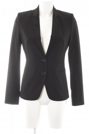 HUGO Hugo Boss Kurz-Blazer schwarz Business-Look