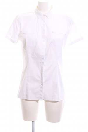HUGO Hugo Boss Short Sleeve Shirt white business style